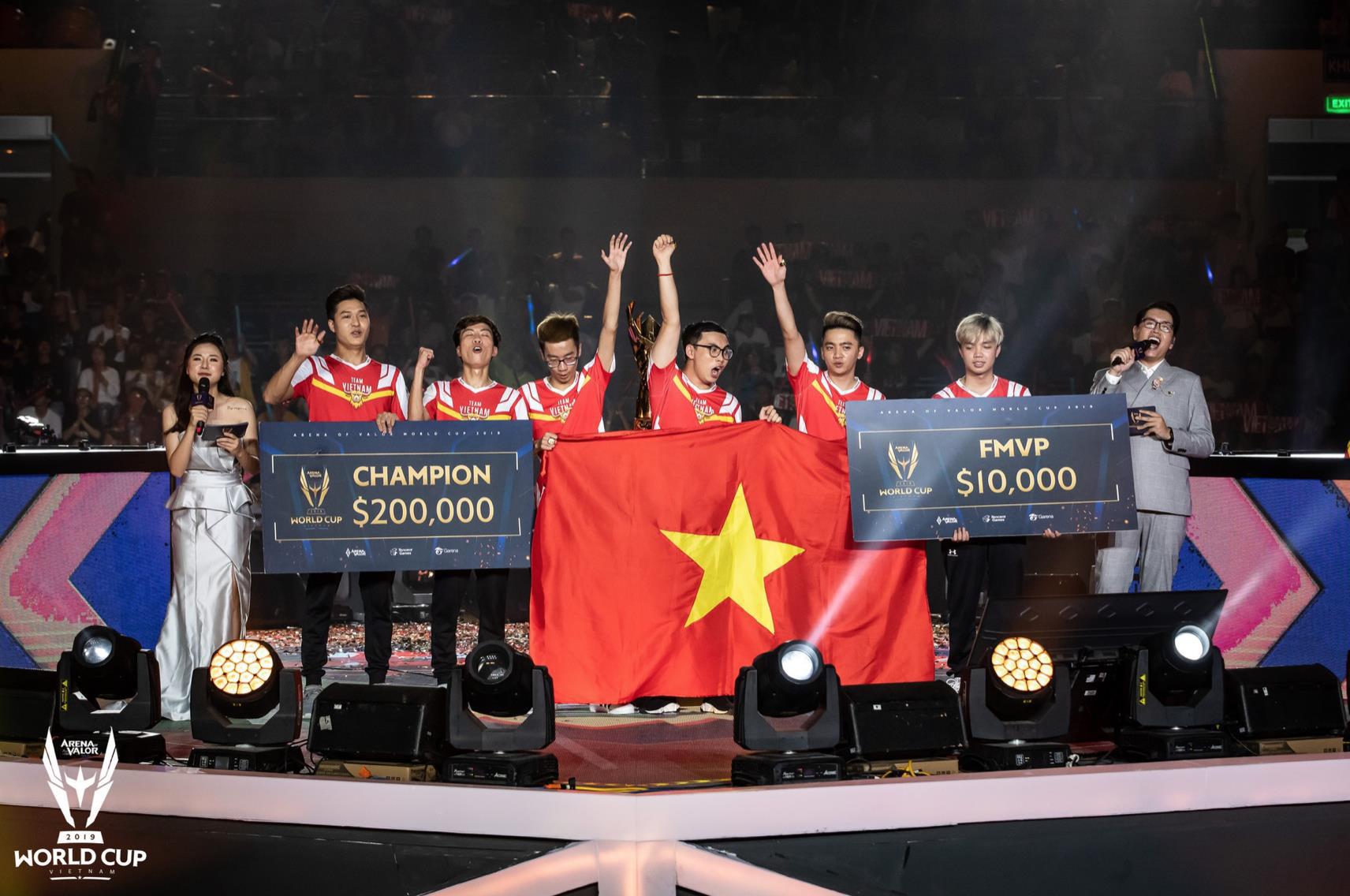 Giải đấu Liên Quân Mobile chứng tỏ đẳng cấp tựa game Esports có số má tại Việt Nam - Ảnh 2.