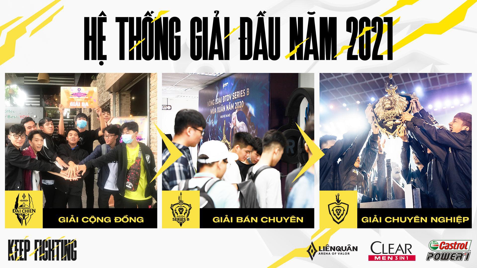 Giải đấu Liên Quân Mobile chứng tỏ đẳng cấp tựa game Esports có số má tại Việt Nam - Ảnh 3.