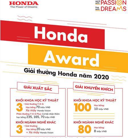 Đóng góp của Honda Việt Nam cho sự phát triển của thế hệ trẻ tương lai đất nước - Ảnh 2.