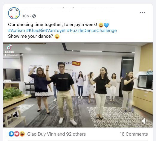 """Gặp gỡ cô gái đứng sau thử thách Puzzle Dance Challenge """"gây sốt"""" cộng đồng mạng những ngày qua - Ảnh 2."""
