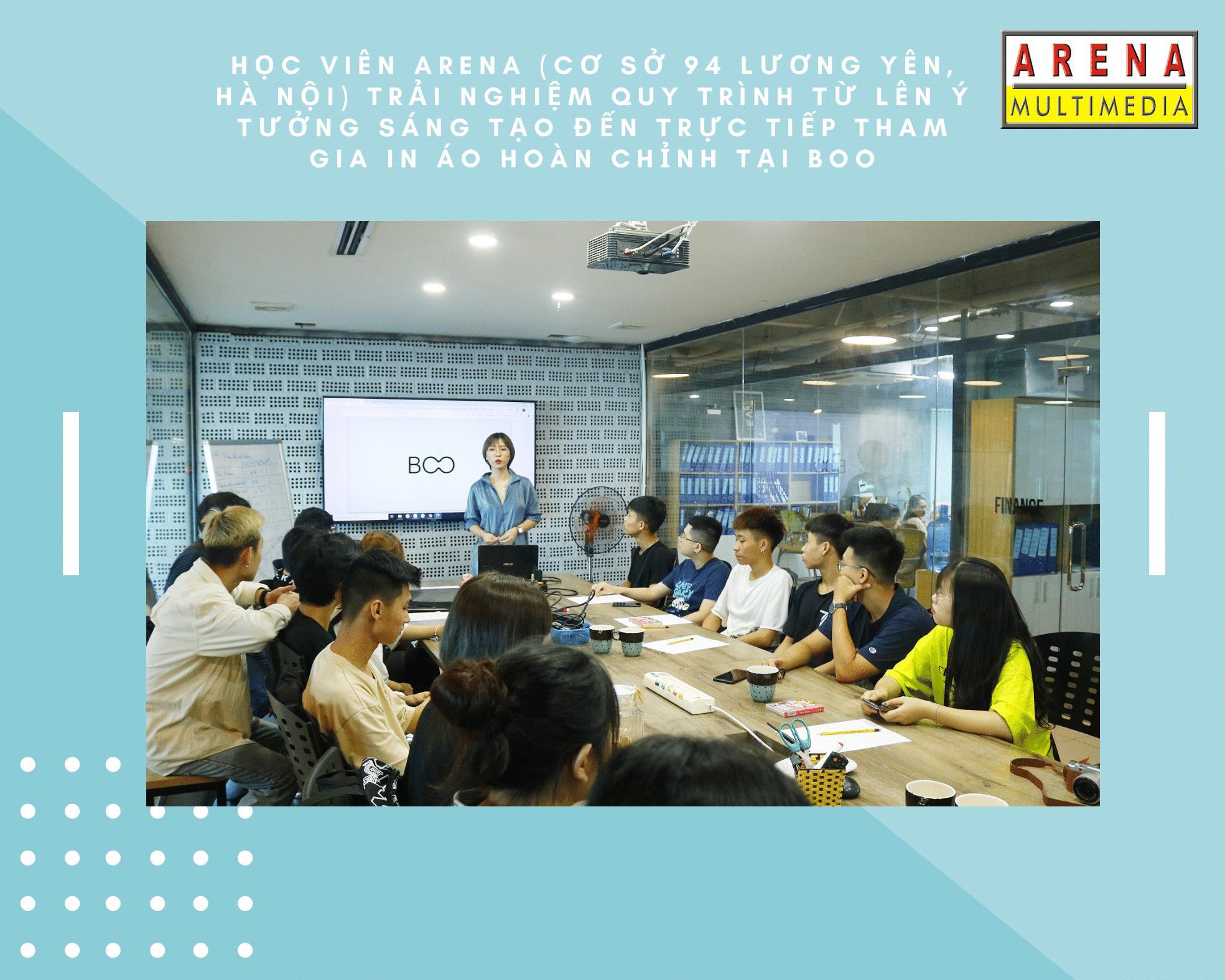 Arena Multimedia: Đào tạo vượt xa trải nghiệm - Ảnh 3.