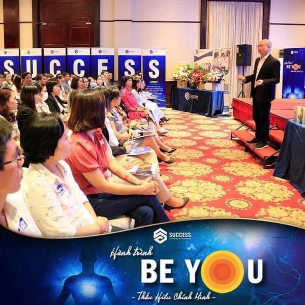 Founder Success Training Andy Huỳnh Ngọc Minh - Thành công khi chúng ta có khát vọng và tình yêu - Ảnh 2.