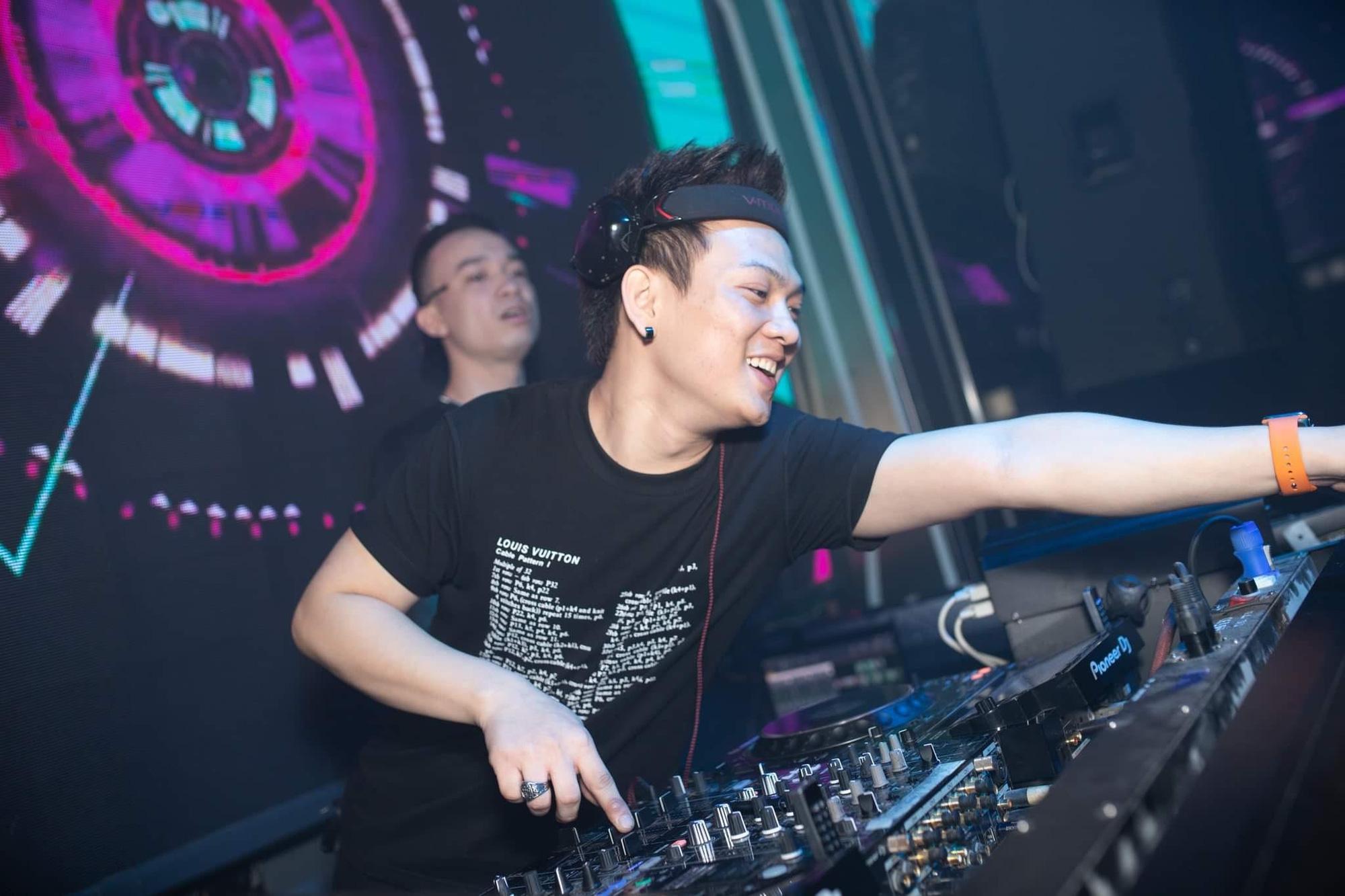 Loạt hot DJ sẽ cùng hội tụ tại sự kiện kỉ niệm 12 năm làm nghề của DJ Hùng Teddy - Ảnh 2.