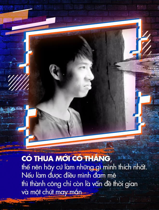 Dế Choắt, 1977 Vlog, Tuấn Anh, Luk Vân: Những 9x tiên phong từng ấp ủ giấc mộng vươn mình giờ ngồi lại kể chuyện bứt phá - Ảnh 3.