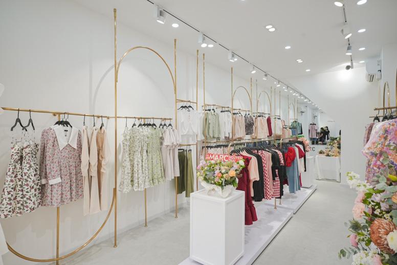MARC Fashion Nguyễn Trãi tưng bừng khai trương: Ngôi nhà mới cho tín đồ thời trang nữ - Ảnh 3.