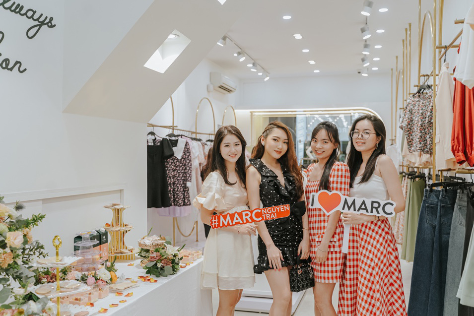 MARC Fashion Nguyễn Trãi tưng bừng khai trương: Ngôi nhà mới cho tín đồ thời trang nữ - Ảnh 4.