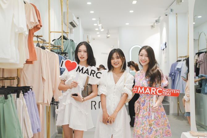 MARC Fashion Nguyễn Trãi tưng bừng khai trương: Ngôi nhà mới cho tín đồ thời trang nữ - Ảnh 5.
