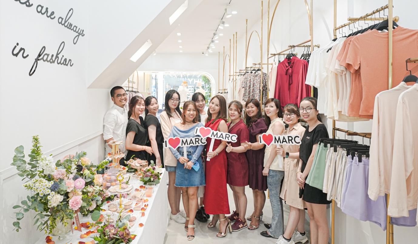 MARC Fashion Nguyễn Trãi tưng bừng khai trương: Ngôi nhà mới cho tín đồ thời trang nữ - Ảnh 6.