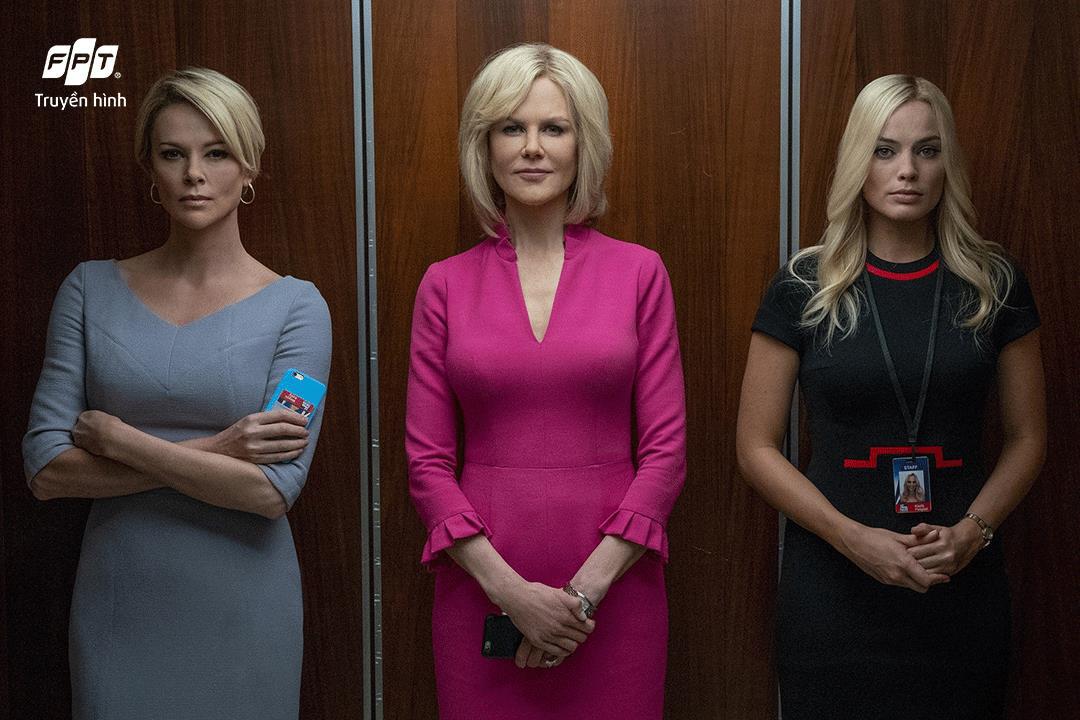 4 lý do nên xem Bombshell - bộ phim về đề tài nữ quyền vạch trần văn hóa độc hại chốn công sở - Ảnh 3.