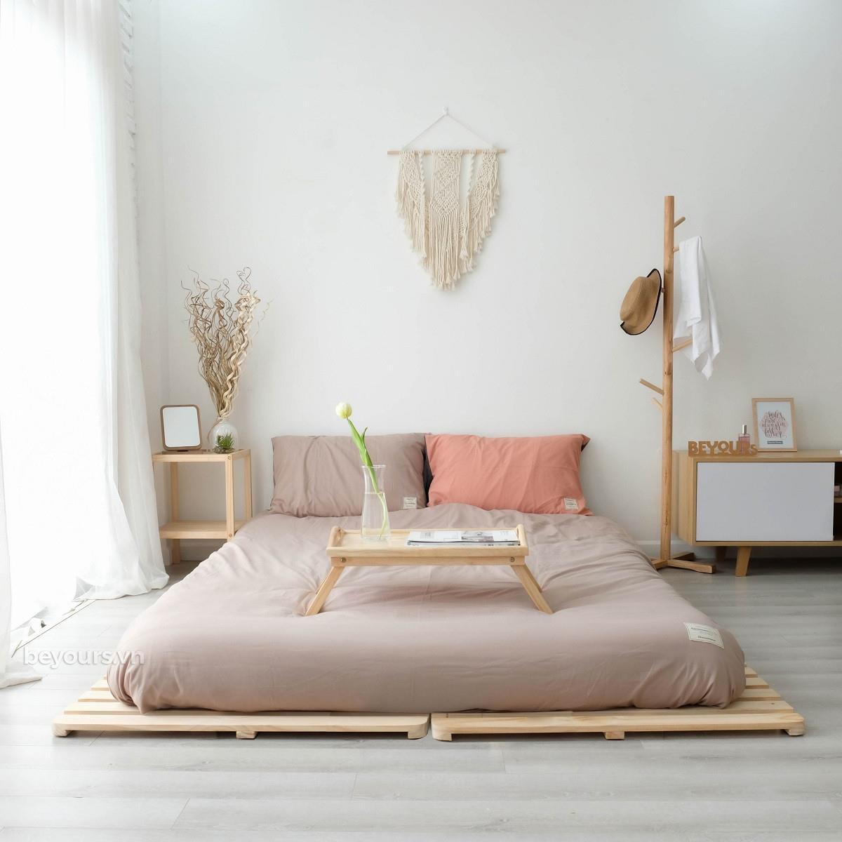Lên ý tưởng trang trí phòng cho những nàng độc thân chuộng phong cách sống tối giản - Ảnh 1.