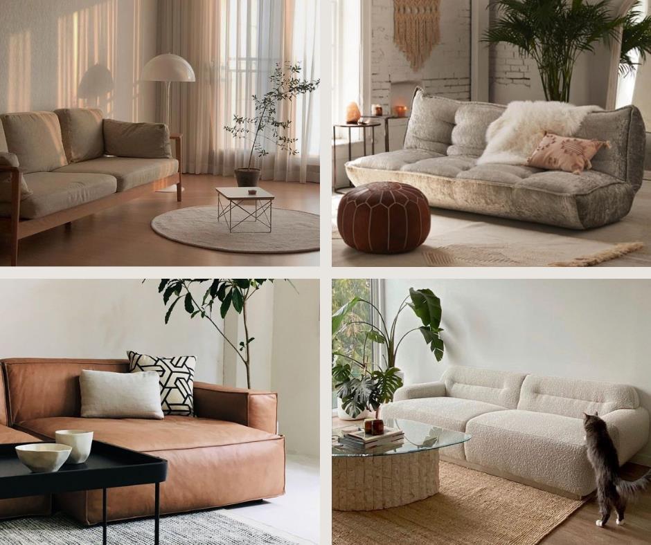 Bí kíp lựa chọn sofa không lệch đi đâu được giúp làm mới không gian phòng khách nhà bạn! - Ảnh 1.