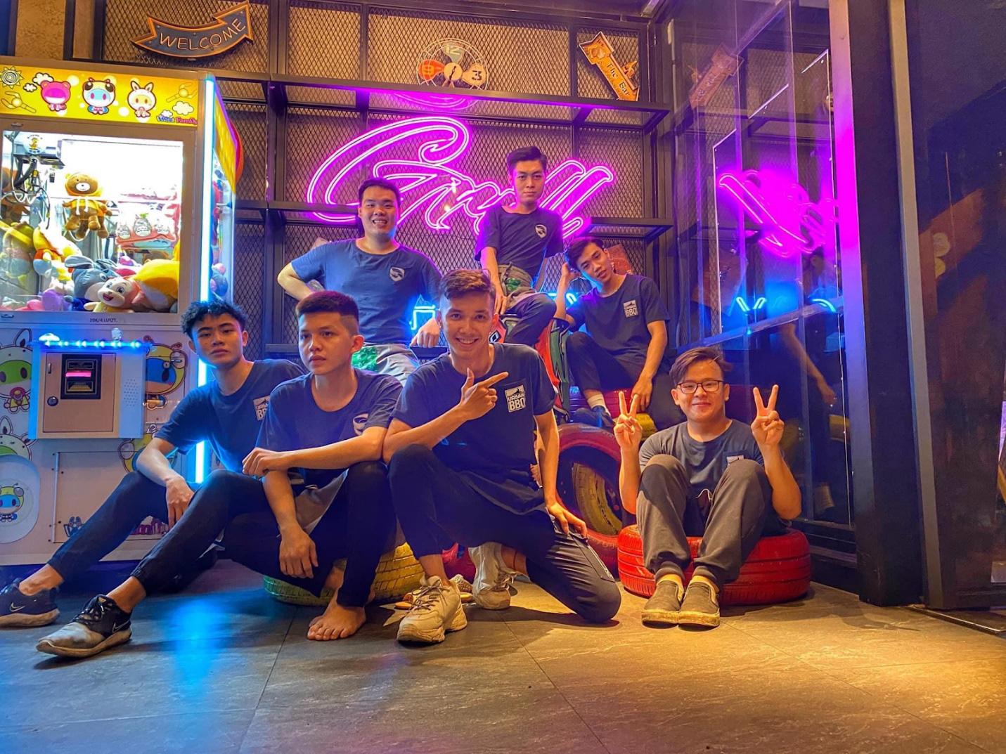 Giới trẻ phát sốt lùng sục check-in không gian Itaewon tại Urban BBQ Sài thành với phần thưởng lên tới 5 triệu đồng - Ảnh 2.