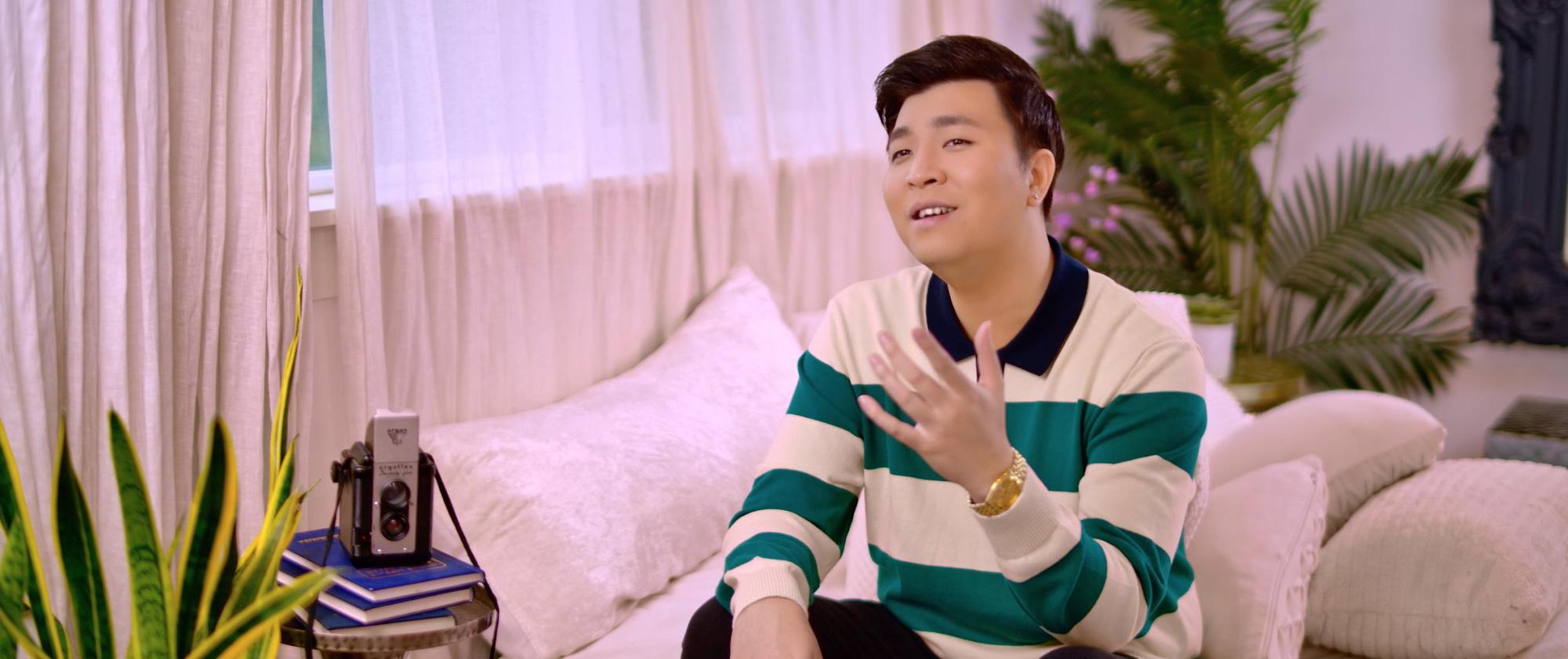 Anh Khang ra mắt ca khúc ngọt lịm tim cho các cặp đôi, hiếm hoi chia sẻ về vợ - Ảnh 4.
