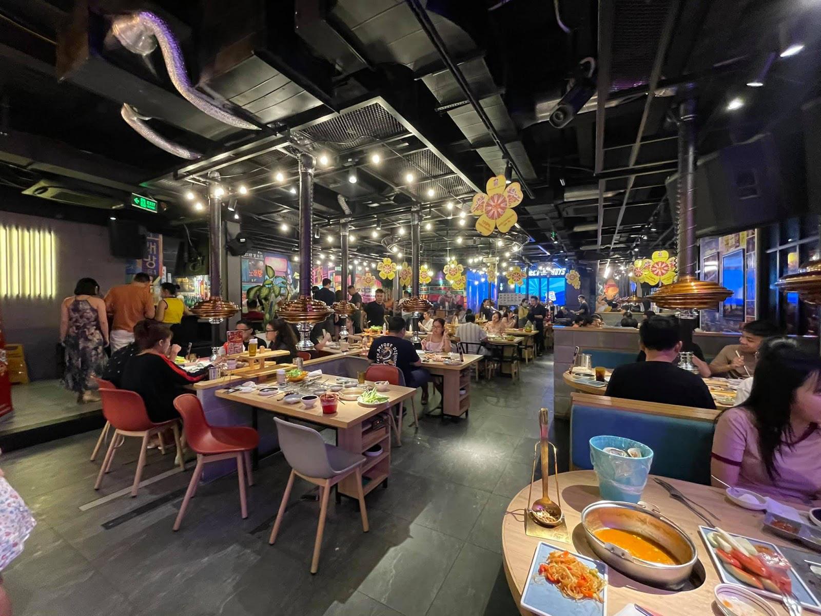 Giới trẻ phát sốt lùng sục check-in không gian Itaewon tại Urban BBQ Sài thành với phần thưởng lên tới 5 triệu đồng - Ảnh 3.