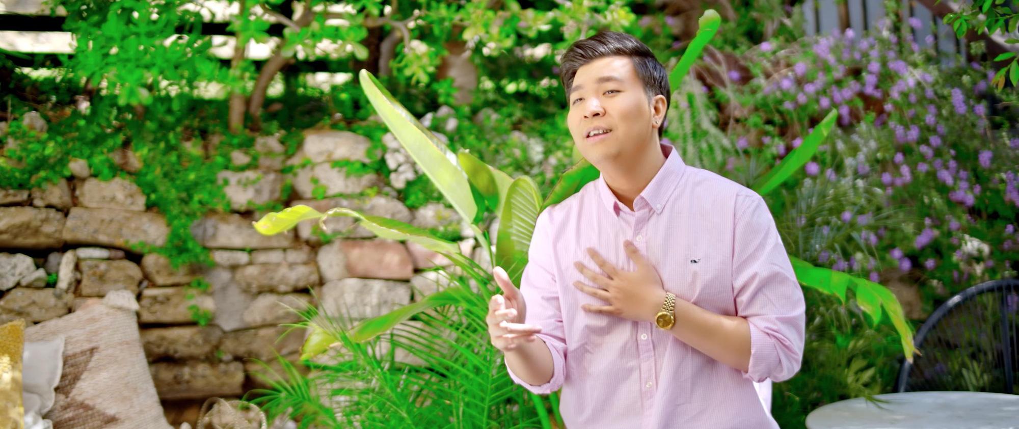 Anh Khang ra mắt ca khúc ngọt lịm tim cho các cặp đôi, hiếm hoi chia sẻ về vợ - Ảnh 5.