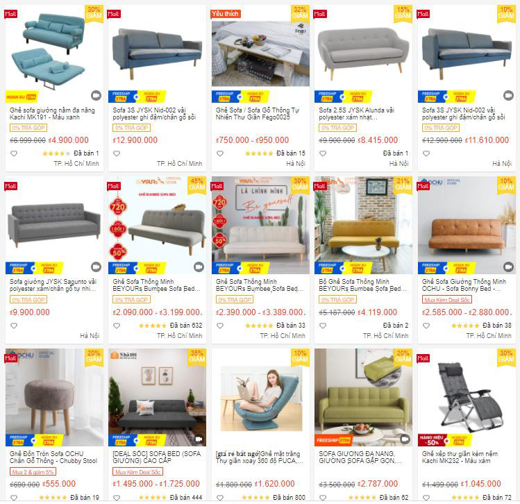 Bí kíp lựa chọn sofa không lệch đi đâu được giúp làm mới không gian phòng khách nhà bạn! - Ảnh 5.