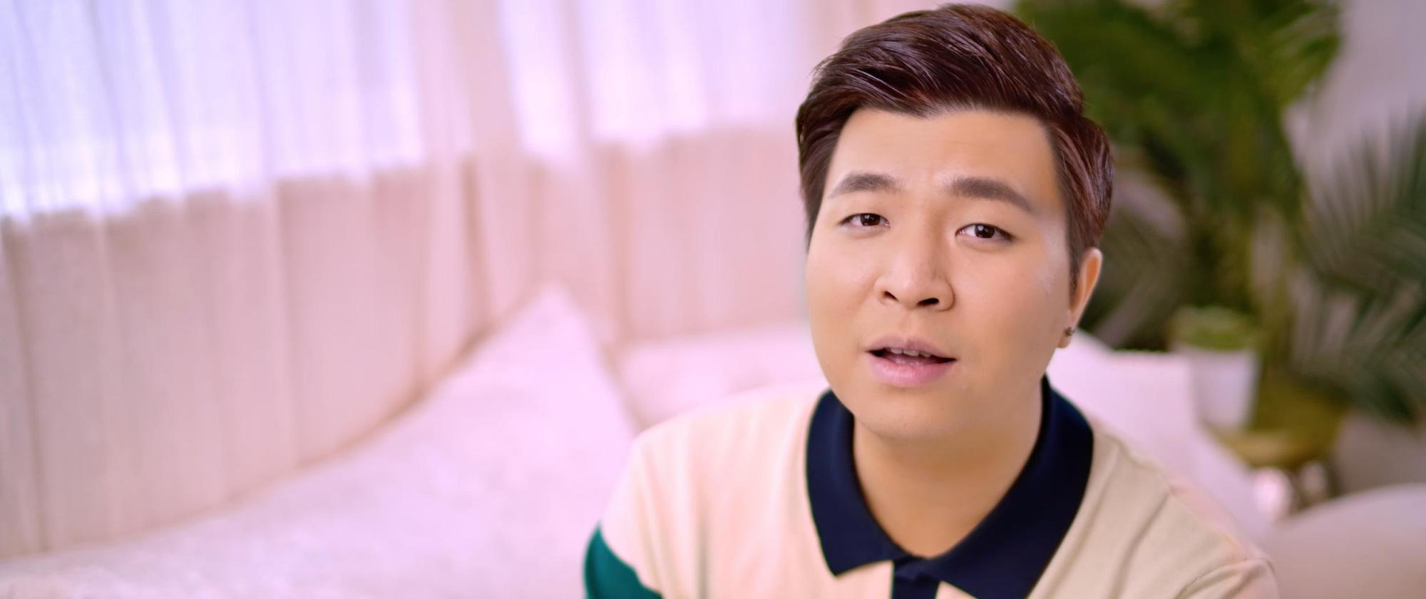Anh Khang ra mắt ca khúc ngọt lịm tim cho các cặp đôi, hiếm hoi chia sẻ về vợ - Ảnh 7.