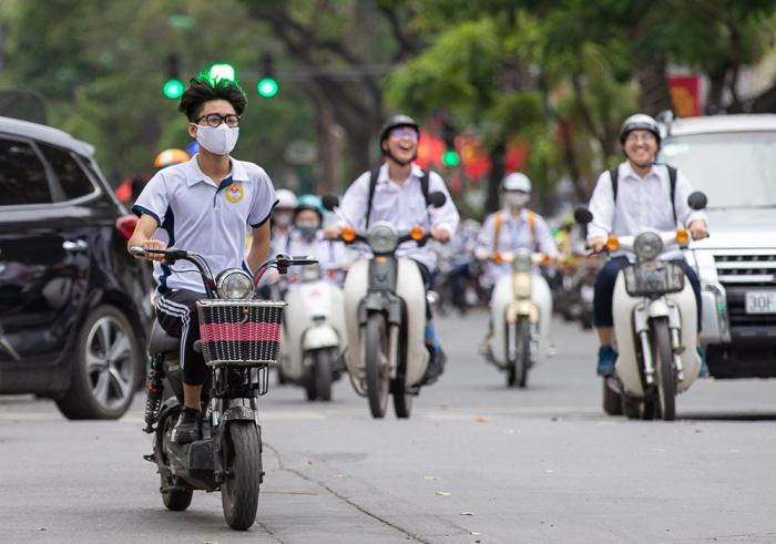 Honda Việt Nam nỗ lực giảm tai nạn giao thông ở lứa tuổi học sinh - Ảnh 1.