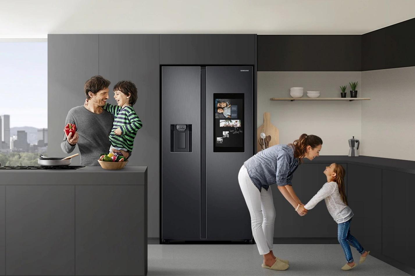 """Tuyệt kỹ chăm người yêu thời 4.0 bằng chiếc tủ lạnh """"siêu cấp to cao 1m78"""" - Ảnh 3."""