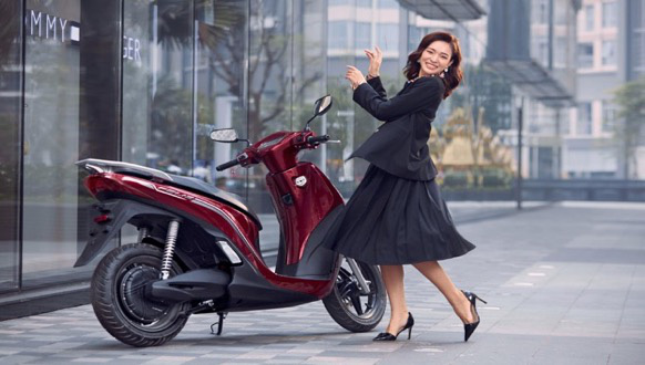 VinFast Feliz - Xe máy điện thời trang hiện đại thể hiện cá tính của giới trẻ - Ảnh 3.