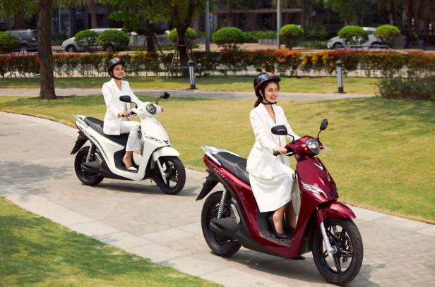 VinFast Feliz - Xe máy điện thời trang hiện đại thể hiện cá tính của giới trẻ - Ảnh 4.