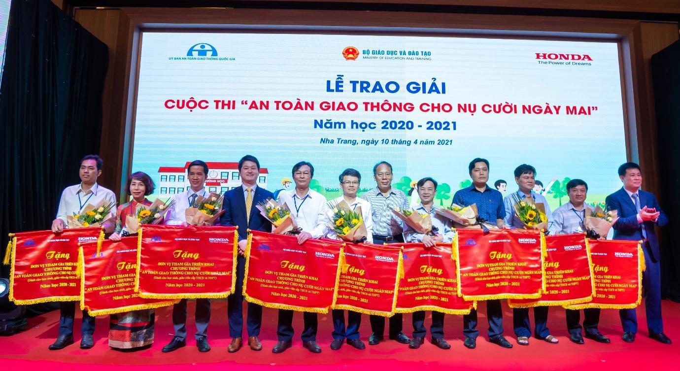 Honda Việt Nam nỗ lực giảm tai nạn giao thông ở lứa tuổi học sinh - Ảnh 5.