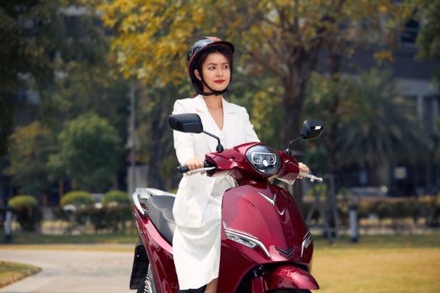 VinFast Feliz - Xe máy điện thời trang hiện đại thể hiện cá tính của giới trẻ - Ảnh 5.