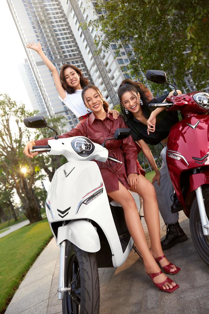 VinFast Feliz - Xe máy điện thời trang hiện đại thể hiện cá tính của giới trẻ - Ảnh 7.