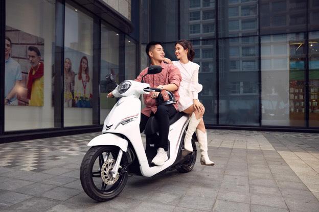 VinFast Feliz - Xe máy điện thời trang hiện đại thể hiện cá tính của giới trẻ - Ảnh 9.