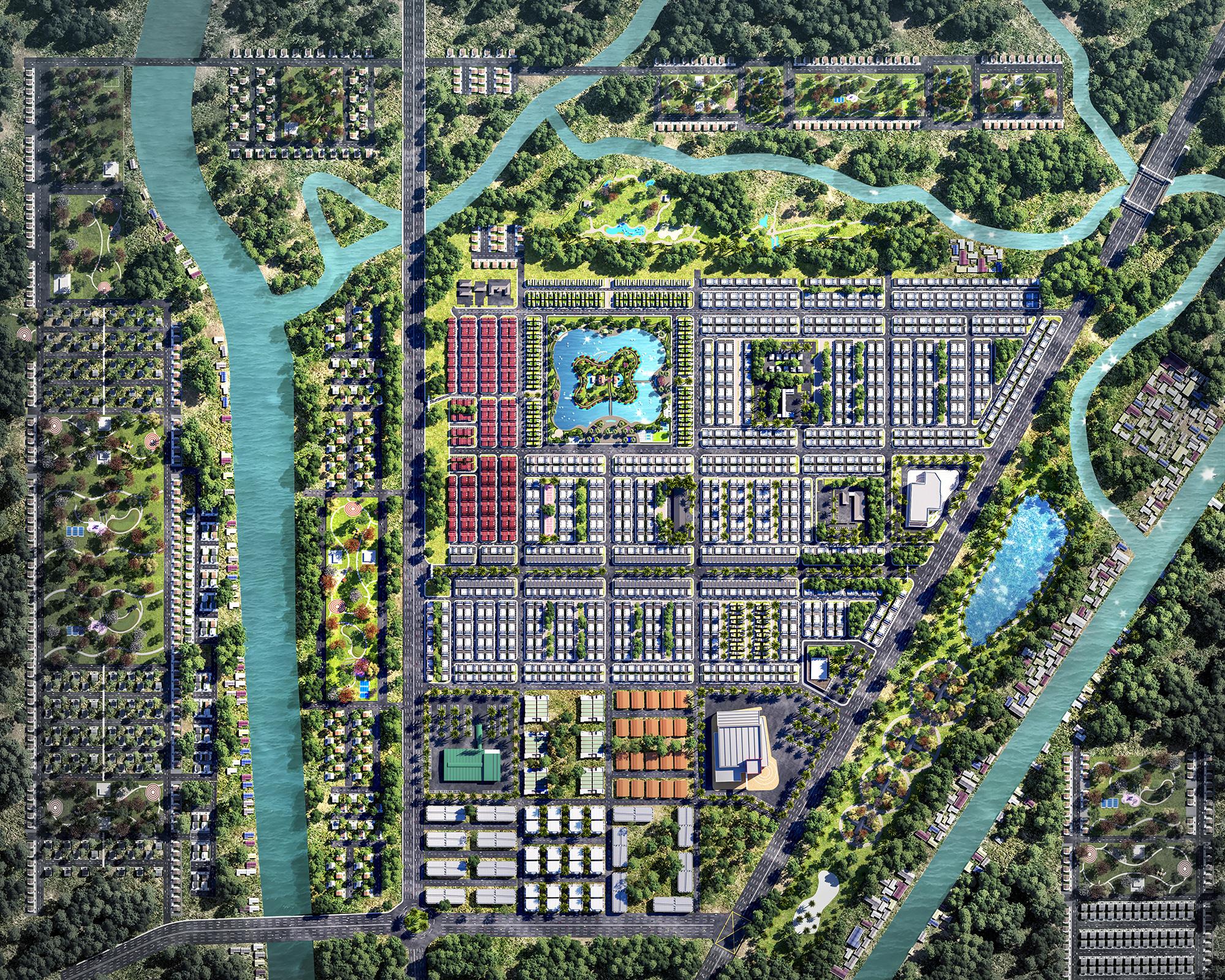 Lợi thế nào giúp Cà Mau là điểm sáng trên bản đồ đầu tư bất động sản? - Ảnh 2.