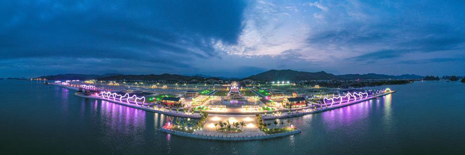 Shop villas biển Phương Đông Vân Đồn: khoản đầu tư đáng tiền - Ảnh 1.