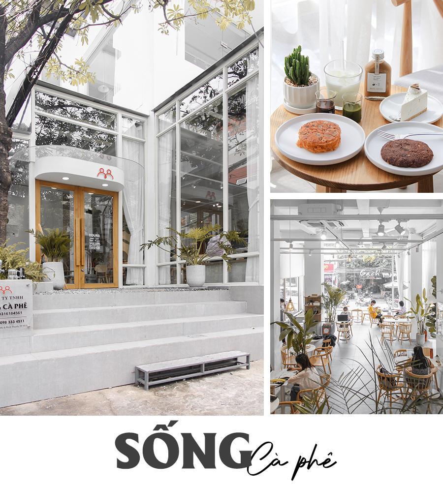 Sài Gòn: 5 quán cafe cực hợp để… ngồi làm việc, không gian xinh xỉu, menu đủ món mặn ngọt tha hồ quẹo lựa - Ảnh 1.