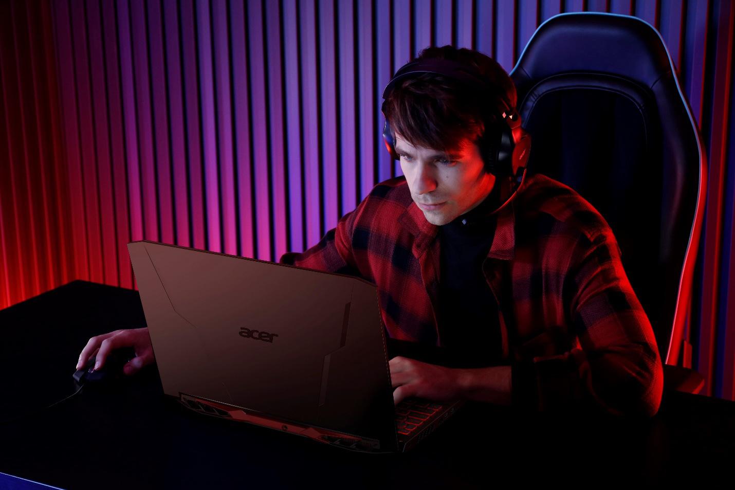 Acer nâng cấp laptop gaming Nitro 5 với diện mạo mới, sử dụng vi xử lý Intel Core thế hệ thứ 11 - Ảnh 3.