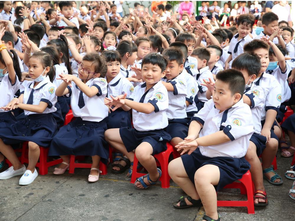 AEON Việt Nam tổ chức hoạt động ngoại khóa cho 50.000 học sinh TP.HCM - Ảnh 3.