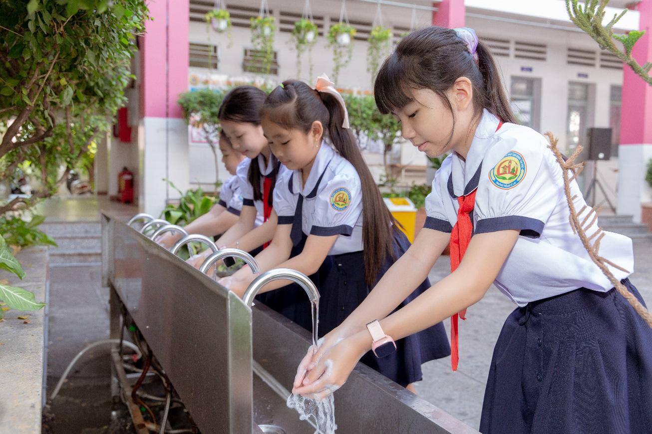AEON Việt Nam tổ chức hoạt động ngoại khóa cho 50.000 học sinh TP.HCM - Ảnh 4.