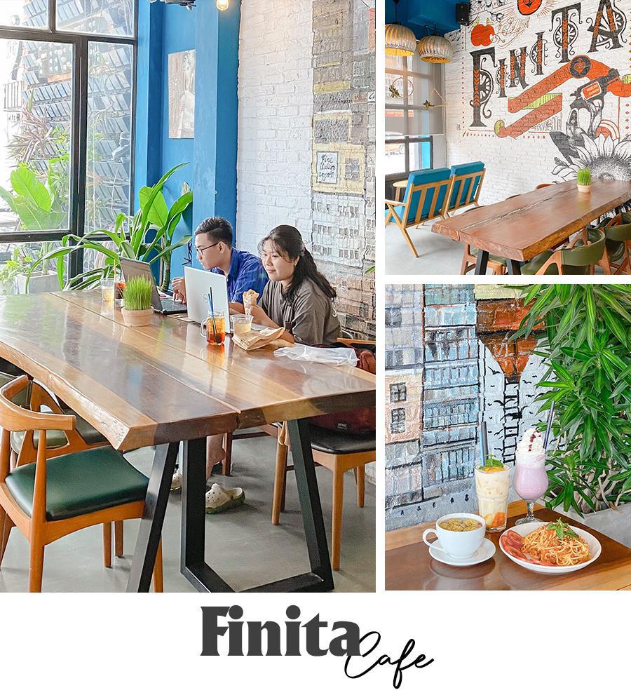 Sài Gòn: 5 quán cafe cực hợp để… ngồi làm việc, không gian xinh xỉu, menu đủ món mặn ngọt tha hồ quẹo lựa - Ảnh 4.