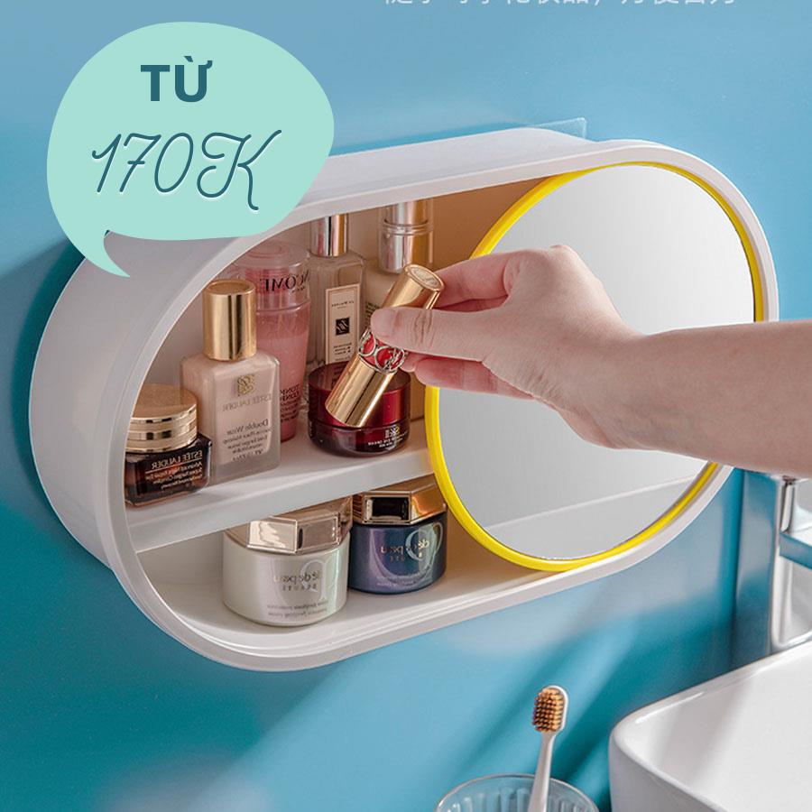 """Tất tần tật phụ kiện phòng tắm trên dưới 100K nhưng chất lượng """"5 sao"""" khỏi bàn! - Ảnh 4."""