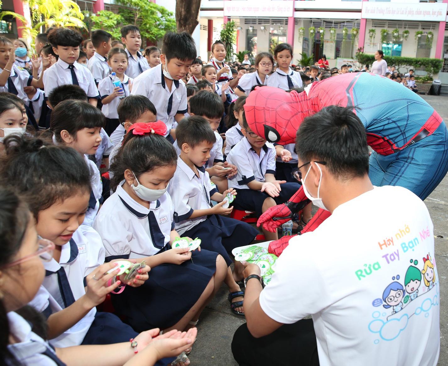 AEON Việt Nam tổ chức hoạt động ngoại khóa cho 50.000 học sinh TP.HCM - Ảnh 5.