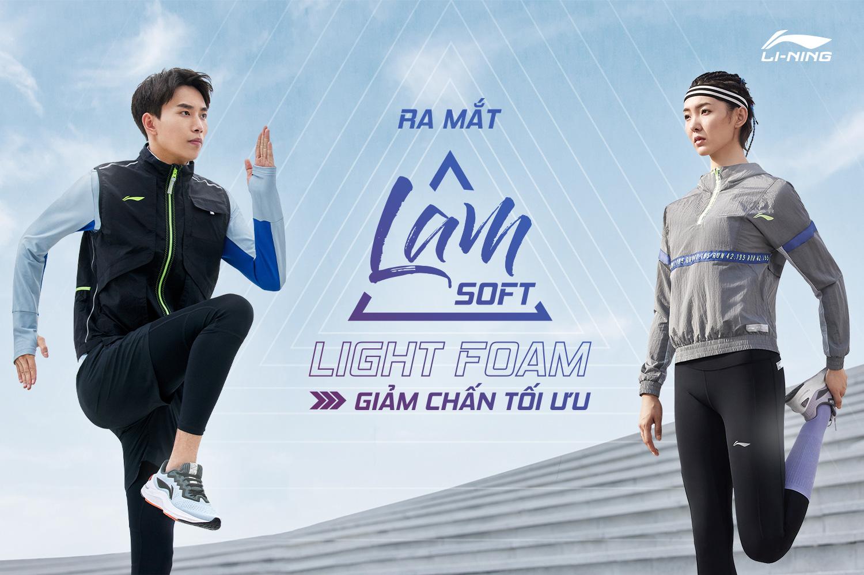 Khám phá mùa hè sôi động với lookbook New Season - New Challenge của Li-Ning - Ảnh 6.