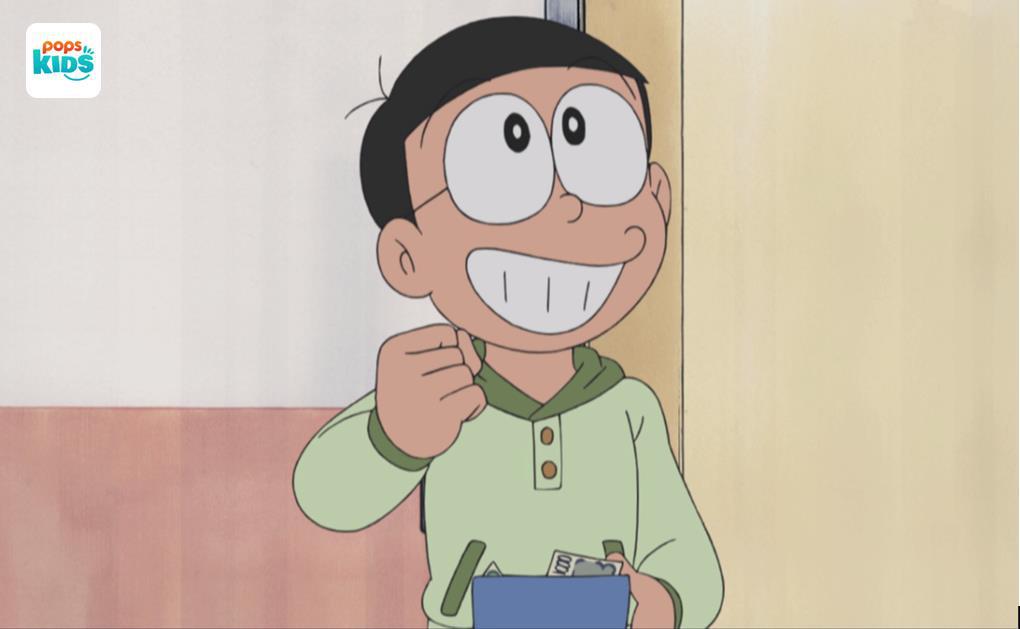 Bật mí những pha tư duy đỉnh cao của Nobita trong Doraemon mùa 9 - Ảnh 2.