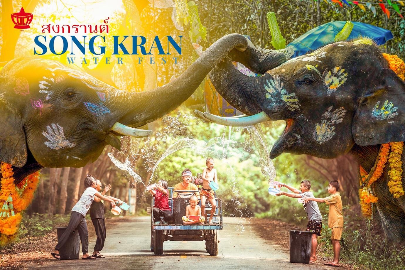 Songkran không chỉ là té nước, bởi có hàng loạt những món ngon khó cưỡng của xứ sở chùa Vàng cũng chờ bạn thưởng thức - Ảnh 1.