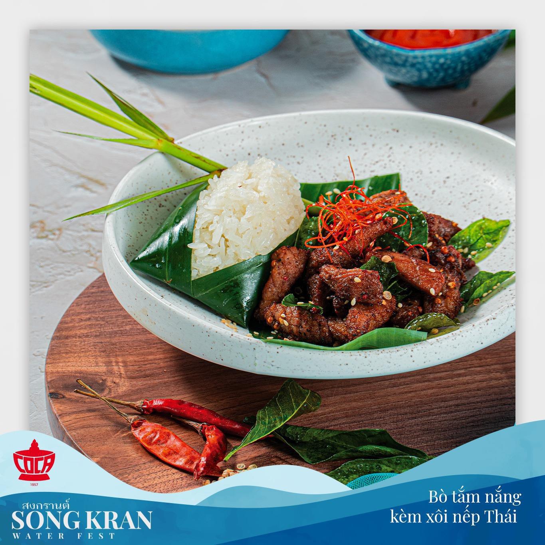 Songkran không chỉ là té nước, bởi có hàng loạt những món ngon khó cưỡng của xứ sở chùa Vàng cũng chờ bạn thưởng thức - Ảnh 2.