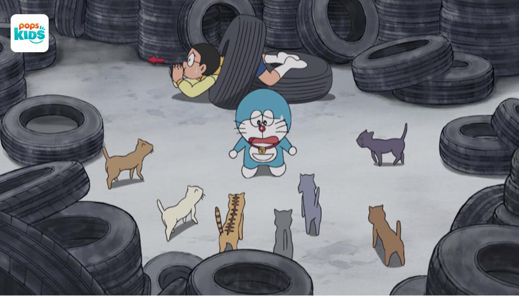 Bật mí những pha tư duy đỉnh cao của Nobita trong Doraemon mùa 9 - Ảnh 5.