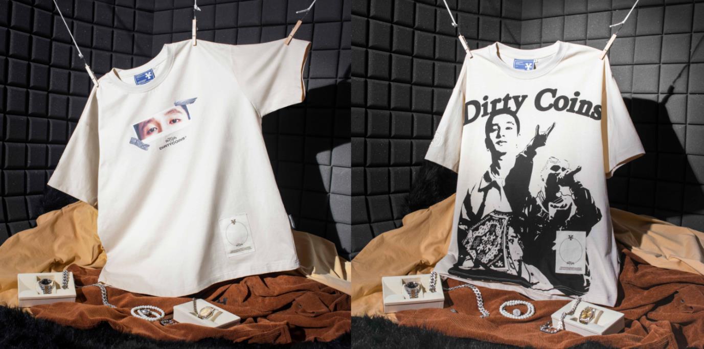 Cảm hứng về thời trang đậm chất hip-hop trong collection kết hợp giữa 16 Typh và DirtyCoins - Ảnh 4.