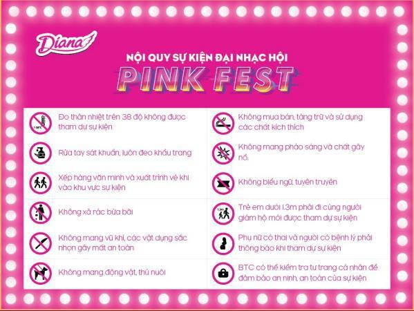 Sơn Tùng M-TP cùng dàn line-up cực phẩm sẽ comeback tại sân khấu phủ hồng siêu hoành tráng Diana Pink Fest! - ảnh 4