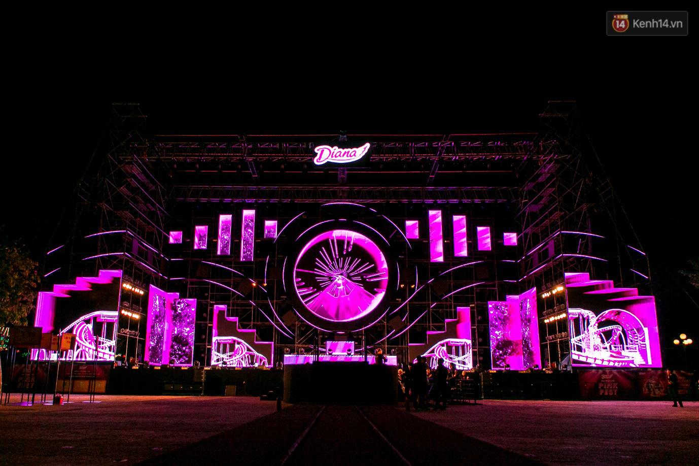 """Bên cạnh âm nhạc, Diana Pink Fest còn bao gồm chuỗi các hoạt động hấp dẫn trong tinh thần """"bình thường mới"""" - Ảnh 1."""