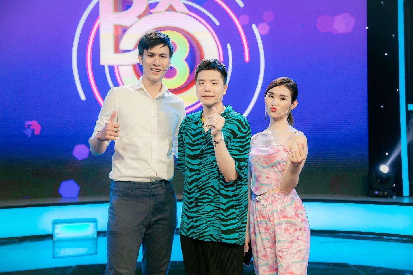"""Chơi ăn gian, Hải Triều bị Trịnh Thăng Bình """"dạy dỗ"""" ngay trên sóng truyền hình - Ảnh 2."""