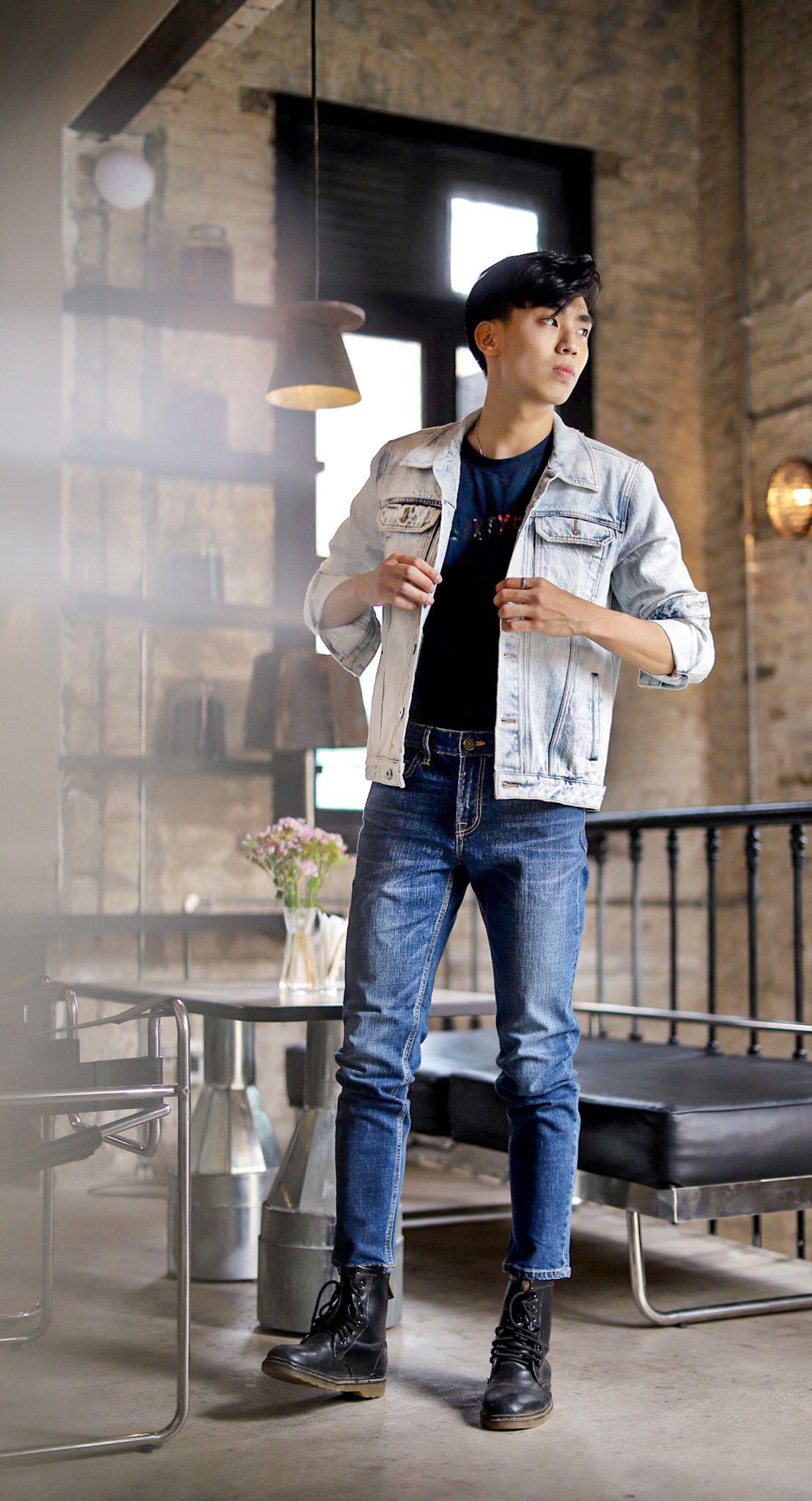 5 công thức diện jeans ton sur ton mà các cặp đôi không thể bỏ qua - Ảnh 2.