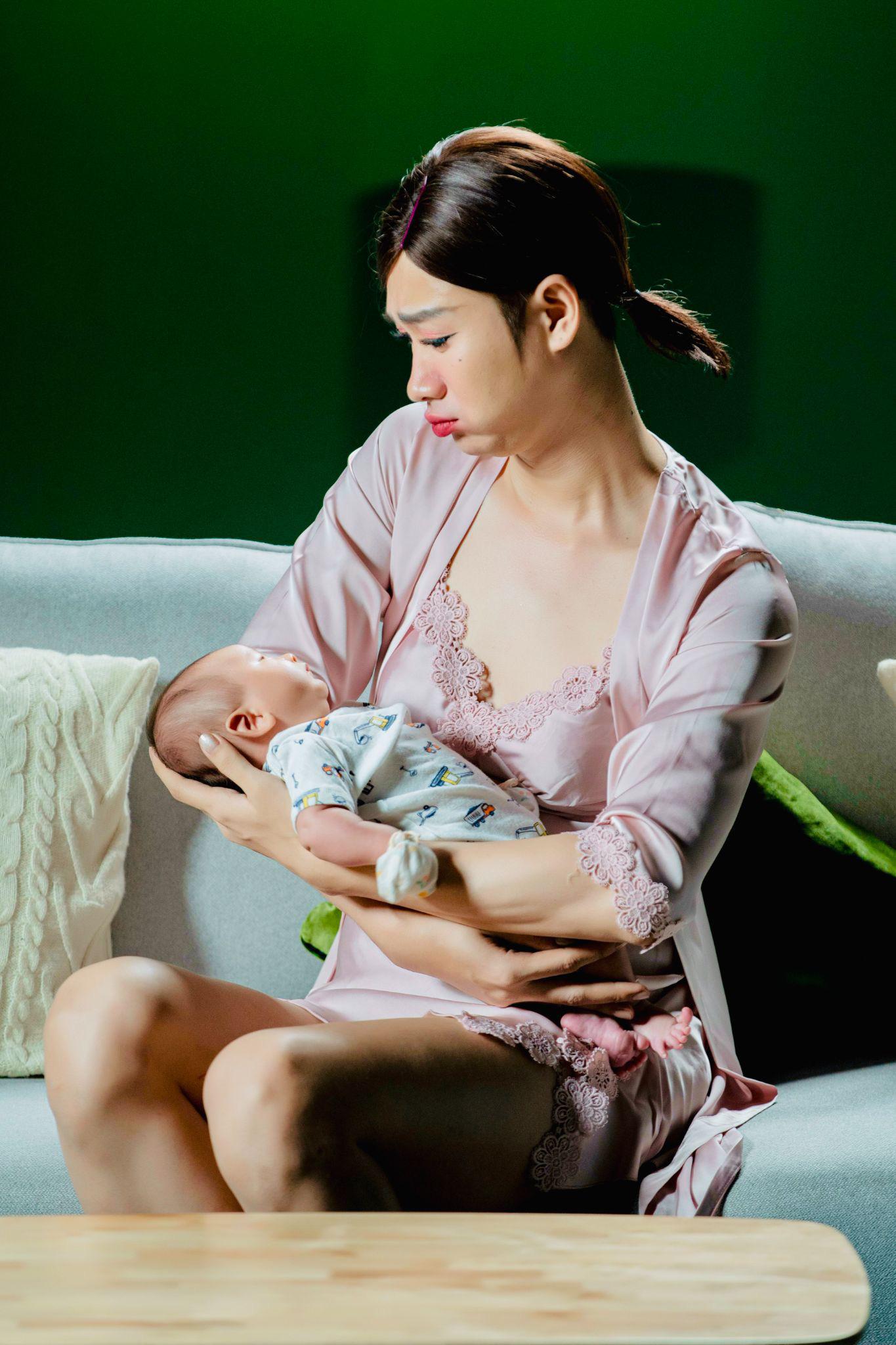 """MV """"Chịu thì chịu, không chịu thì chịu"""" của BB Trần, Hải Triều, Ngọc Phước khiến cộng đồng mạng đứng ngồi không yên! - Ảnh 7."""