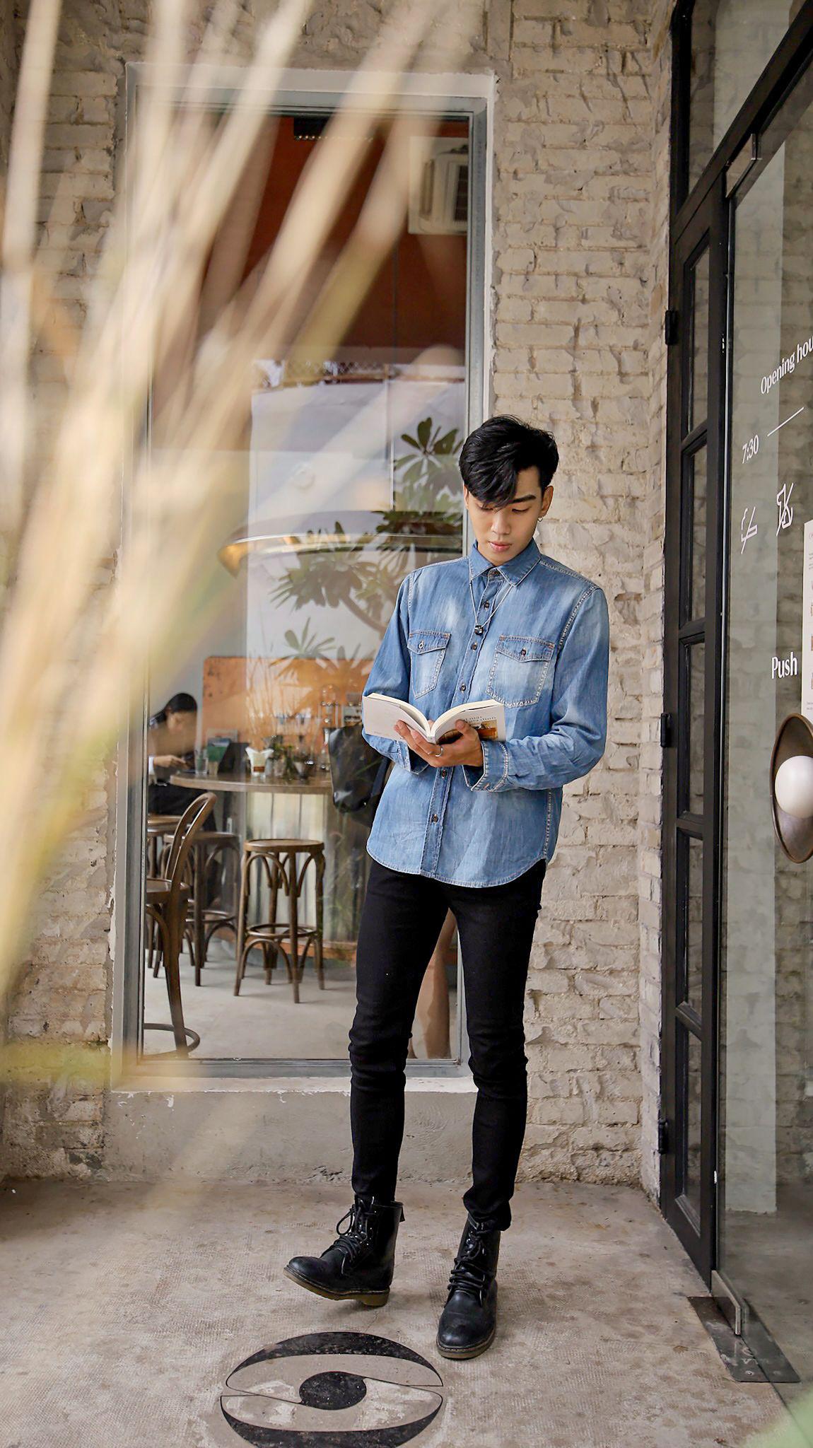 5 công thức diện jeans ton sur ton mà các cặp đôi không thể bỏ qua - Ảnh 7.